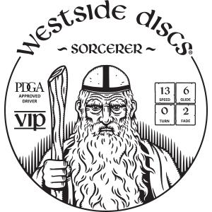 Westside Discs Sorcerer Stamp