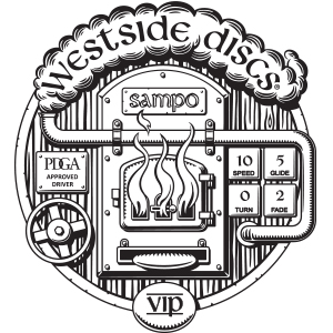 Westside Discs Sampo Stamp
