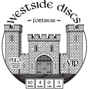Westside Discs Fortress Stamp